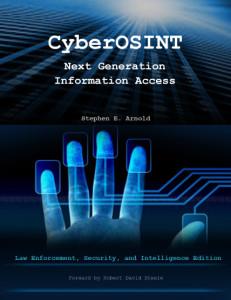 CyberOSINT Cover