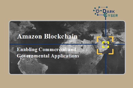 Amazon Blockchain cover